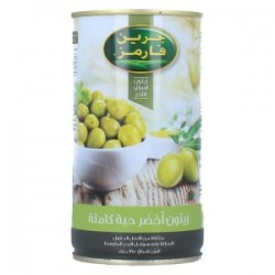 green farms whole green olives 350 g