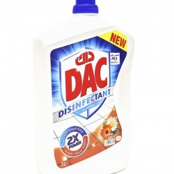 DAC DISINFECTION FLOWERS
