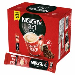 nestle nescafe 3 in 1 classic smooth & rich 480 g